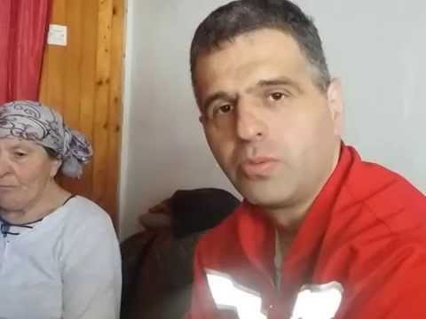 Pomoc ugrozenima u selu Ursule 09 03 2015 (видео)