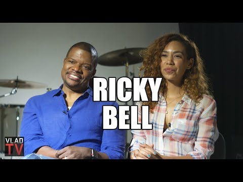 Ricky Bell on Bobby Brown Dating Whitney Houston, Thought He was Lying (Part 7)