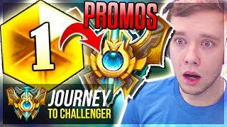 Video WTF?! RANK 1 PLAYER IS IN MY DIAMOND PROMOS?? - Journey To Challenger | League of Legends MP3, 3GP, MP4, WEBM, AVI, FLV Juni 2018