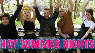 Nonton Hot Summer Nights Cast Reveal Celeb Crushes  Film Subtitle Indonesia Streaming Movie Download