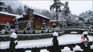 The Taoist temples at WuDang Mountain 武当山