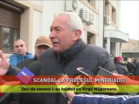 Scandal la procesul Mineriadei