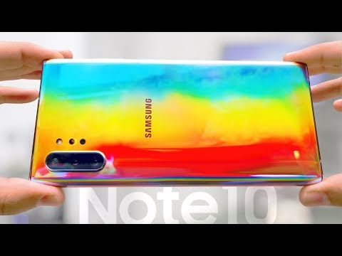 EL DESTRUCTOR DE SAMSUNG!!!!!!! Galaxy Note 10