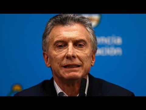 Argentinien: Präsident Macri kündigt nach Wahlschlapp ...