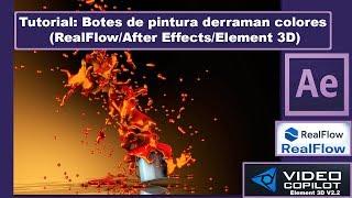 En este tutorial realizamos un proyecto de unos botes de pintura que se derraman sobre el suelo tiñendo de colores el suelo esta realizado con RealFlow y con Element 3D así como con after effects. Suscríbete al canal si te gusta!!!! y espero tus Like!!!--------------------------------------------------Mi página Web -► http://www.mepasoamac.com--------------------------------------------------Espero les Guste este Vídeo, Déjame un Like !y No te pierdas los nuevos vídeos, Suscribete Ahora es Gratis!◕ Click Aquí para Suscribirte! -► https://goo.gl/GhuzT9--------------------------------------------------Mi página Web -► http://mepasoamac.comComparte el video en Facebook -► https://goo.gl/VqfRw0--------------------------------------------------Sígueme.. Twitter -► https://goo.gl/yWQzbtSígueme.. GooglePlus -► goo.gl/AYRwFR--------------------------------------------------