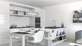 Дизайн белой кухни - это простой и одновременно смелый выбор. Если вы стремитесь к чистоте, легкости, безукоризненности, то наверняка вам придется по душе кл...