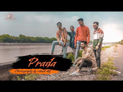 Prada | Jass Manak | Choreography by vikash ddf