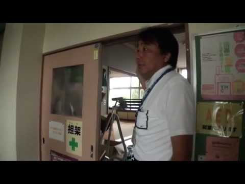[School and the Earthquake Disaster] Okada Elementary School, Sendai P...
