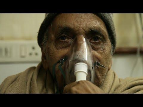 Living in India's Toxic Air (видео)
