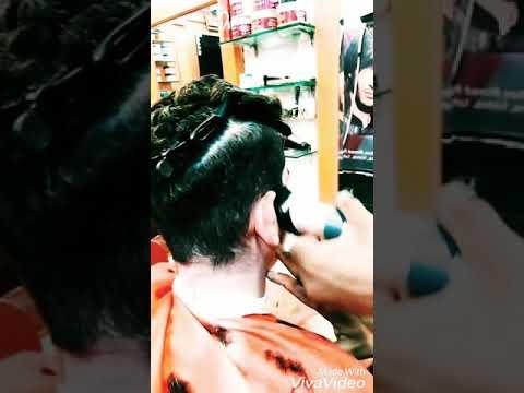 #Hair cutting