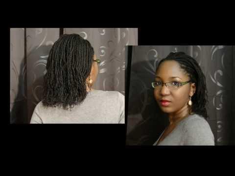 Comment faire pousser les cheveux crépus - Atteindre la longueur des épaules