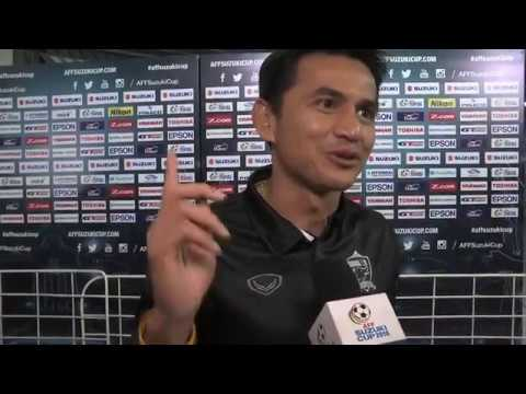 Kiatisuk Senamuang: We're not in the final yet