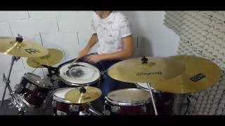 DRUM COVER / Twenty one pilots, Heatens