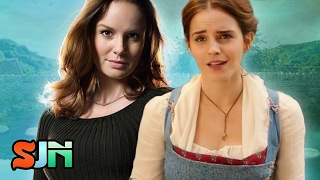 Walking Dead's Lori Reacts to Belle in Beauty and the Beast by Clevver Movies