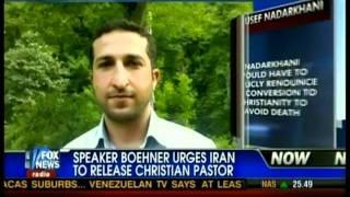 Iran Set To Execute Christian Minister For Apostasy- Fox News (America's Newsroom) Sept. 29, 2011