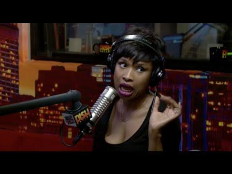 Jennifer Hudson Does Awesome Nicki Minaj Impersonation!