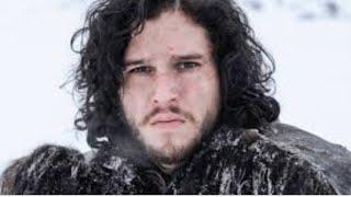 Jon snow in nba 2k19 game of thrones edition