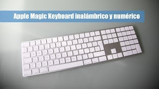 Hacía tiempo que Apple no presentaba un accesorio de una forma tan silenciosa, sin nota de prensa, sin que los grandes blogs americanos se hicieran eco... no sabemos si somos los primeros en analizar este accesorio pero desde luego ha sido toda una sorpresa encontrarlo.Enlaces de compra:- Apple Magic Keyboard inalámbrico y numérico 149€ https://goo.gl/JDUrMc- Apple Magic Keyboard inalámbrico 109€ https://goo.gl/RPjYnF- Apple Keyboard cableado y numérico 51,95€ https://goo.gl/JCfLA3Más información en: https://hablandodemanzanas.com/mac-ipad-accesorios/apple-magic-keyboard-inalambrico-numerico-teclado-review-analisis-opinionPodéis seguirnos en: - Twitter: @hdmanzanas - Facebook: https://www.facebook.com/hablandodemanzanas - Google+: https://plus.google.com/+Hablandodemanzanas/posts - Podcast en iTunes: https://itunes.apple.com/es/podcast/podcast-hablando-manzanas/id990588968?mt=2
