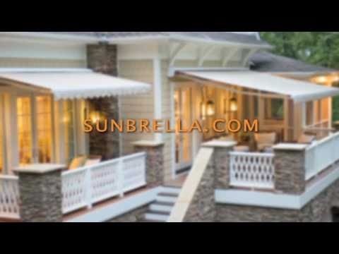 Sunbrella Outdoor Awning