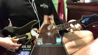Video Guitar Hero: Live - Through the Fire and Flames (Expert 97%) MP3, 3GP, MP4, WEBM, AVI, FLV Maret 2018