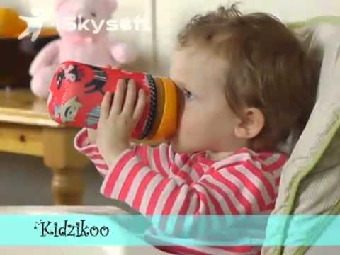 Kidzikoo - Insulate that bottle or sippy in style