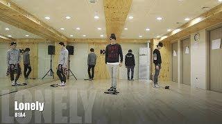 Video B1A4 - Lonely (없구나) 안무 영상 (Lonely Dance Practice Video) MP3, 3GP, MP4, WEBM, AVI, FLV Februari 2019
