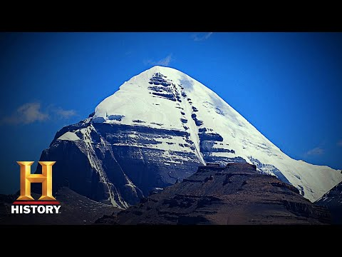 Ancient Aliens: Is Mount Kailish an Ancient Nuclear Power Plant? (Season 9) | History