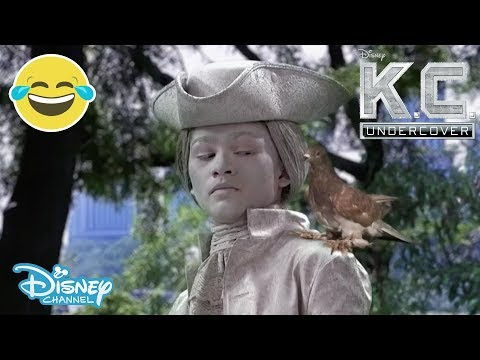 K.C Undercover | K.C's Last Mission? - Season 3 Sneak Peek 😱 | Disney Channel UK
