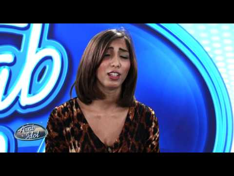 Arab Idol - Ep1 - Auditions - تجارب الأداء - دنيا بطمة
