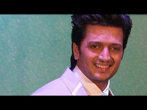 I Look For The Entertainment Factor: Riteish Deshm