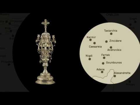 Ecclesiastical treasures from Cappadocia to Pontus