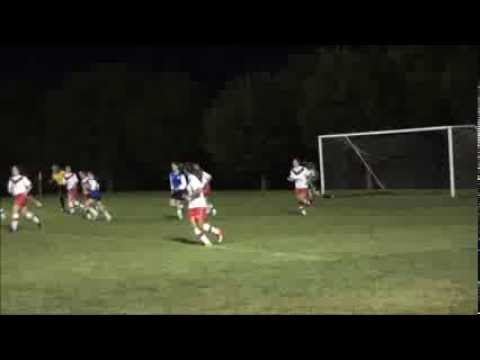 Yuliya Yedlitska's Goal Keeping Video