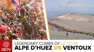 Alpe D'Huez France  city pictures gallery : Alpe D'Huez Vs Mont Ventoux: Which Is The Toughest, Most Legendary Climb Of Le Tour De France?