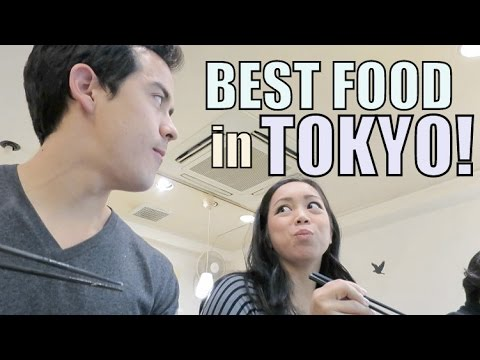 BEST FOOD In TOKYO! - November 21, 2015 -  ItsJudysLife Vlogs