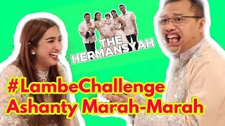 Video THE HERMANSYAH - LAMBE CHALLENGE | ASHANTY: TERNYATA INI WAJAH ASLI MAS ANANG MP3, 3GP, MP4, WEBM, AVI, FLV September 2018