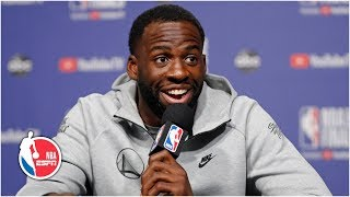 Video 'It's different' when Kawhi Leonard dominates - Draymond Green | 2019 NBA Finals MP3, 3GP, MP4, WEBM, AVI, FLV September 2019