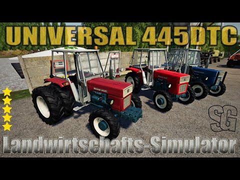 Universal 445DTC v1.0.0.0