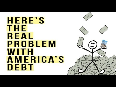 Here's Why Americans Will NEVER Pay Back Their Debt! U.S. Debt Hit RECORD High! (видео)