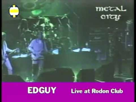 EDGUY - Out of Control (Live at Rodon Club) (29/3/1998) (видео)