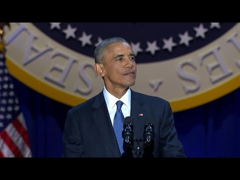 Download President Barack Obama's Farewell Address | ABC News HD Mp4 3GP Video and MP3