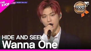 Video Wanna One, Hide and Seek [THE SHOW 181127] MP3, 3GP, MP4, WEBM, AVI, FLV Maret 2019