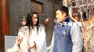 [Mike D. Angelo] Behind the Scene - WU XIN:The Monster Killer