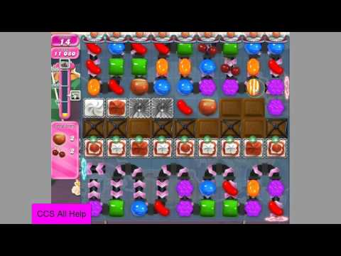 Candy Crush Saga Level 1309 NO BOOSTERS