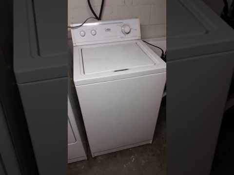 Washing Machine Drops a Sick Beat