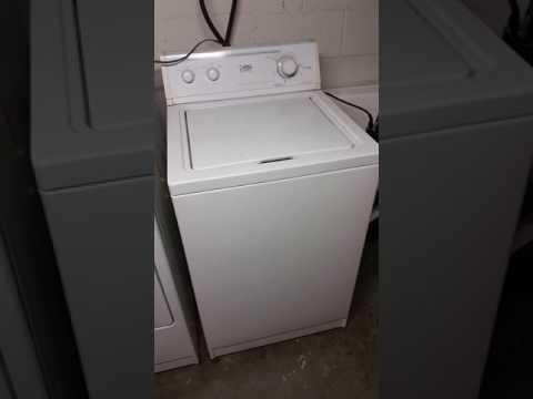 Washing Machine Drops a Sick Beat