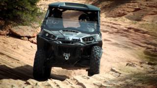6. Can-Am Commander 1000 Limited side-by-side vehicles