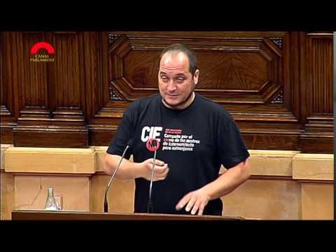 L'obsessió d'ICV amb la feina parlamentaria dels TRES diputats de la CUP