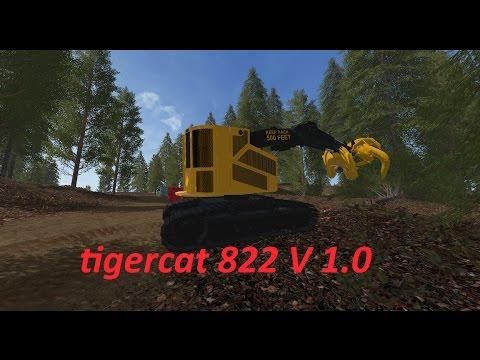 Tigercat 822 v1.0