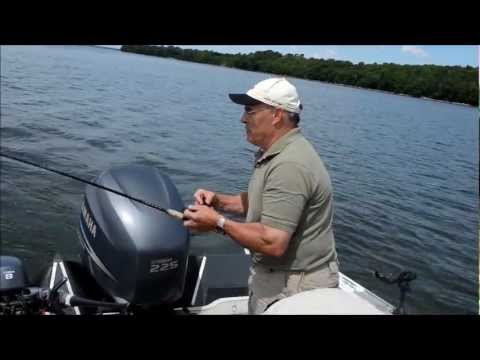 Lake of the Woods, MN, Walleye Fishing, July 2012