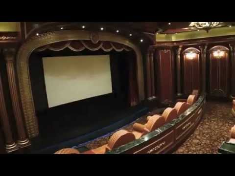 Million Dollar Home Theater Tour Featuring AMX Unified Control & Automation